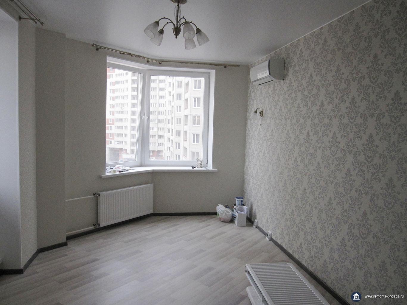 Качественный ремонт квартир в СПб под ключ -